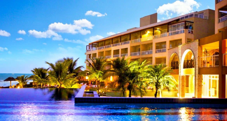 Exterior of Costao Santinho Resort