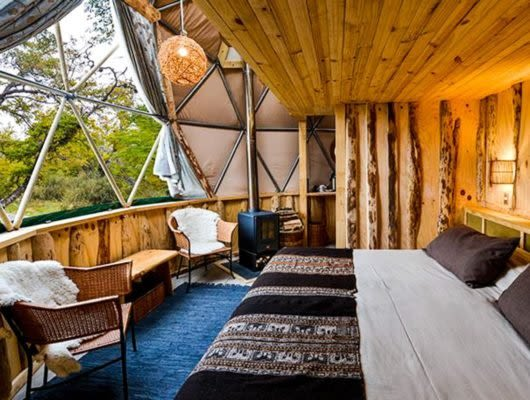 Eco-Camp Patagonia Lodge