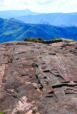 El Fuerte Samaipata in Bolivia