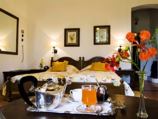 Estancia Buena Vista room