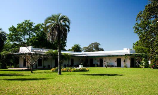 Exterior of Estancia Buena Vista