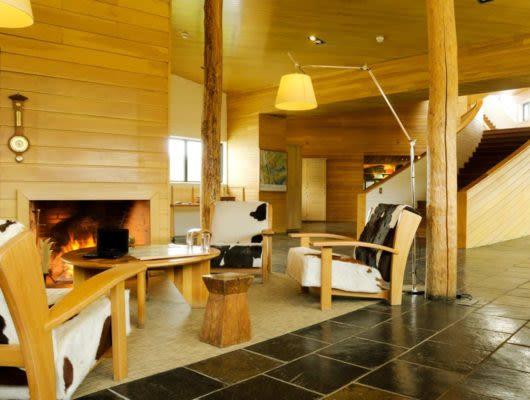 Explora Patagonia lobby