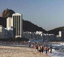 hilton hotel on beach
