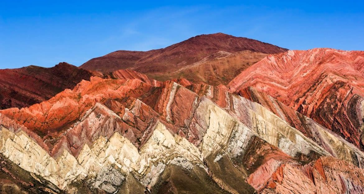 Red hills of Humahuaca