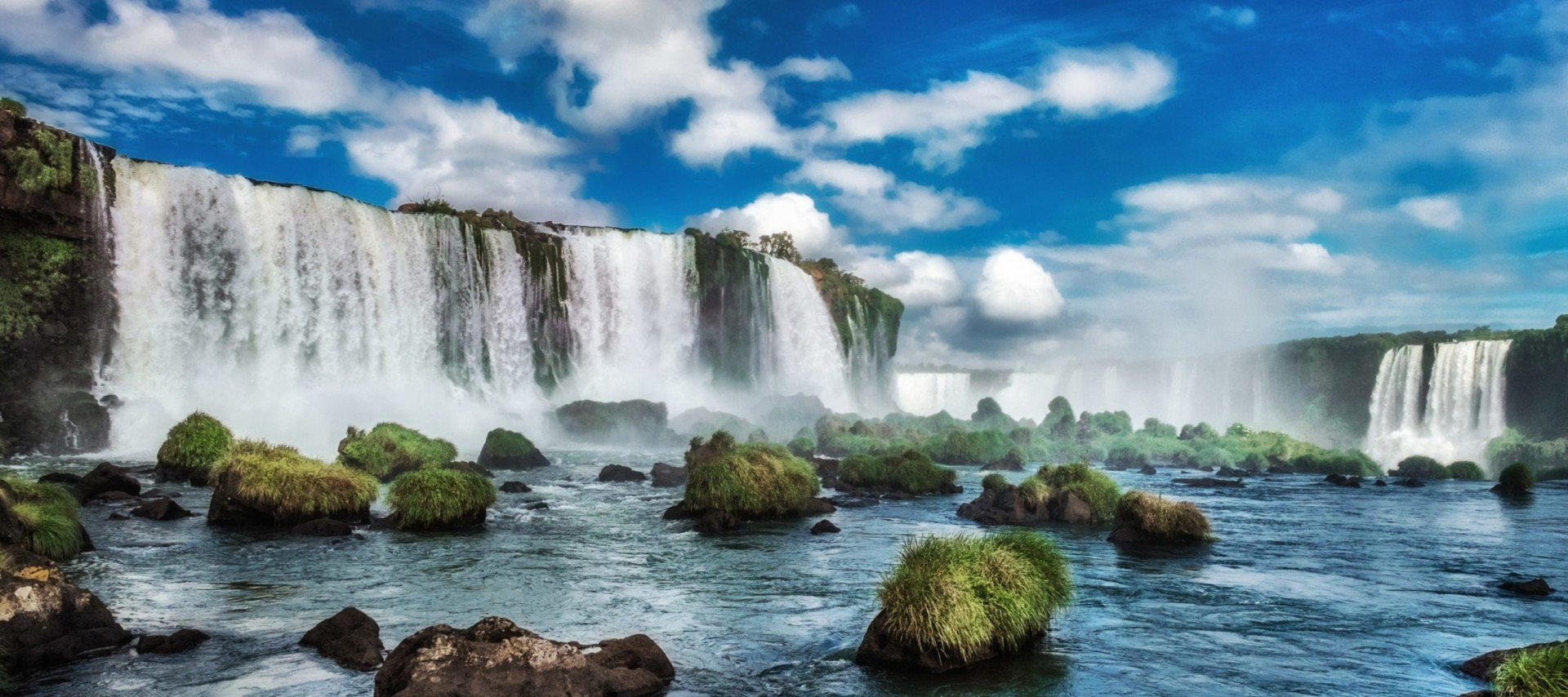 South America Tours, experience waterfalls like this and more.