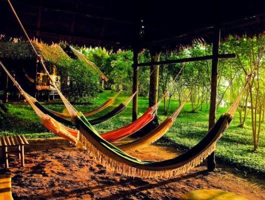 Inkaterra Reserva Amazonica Jungle Lodge