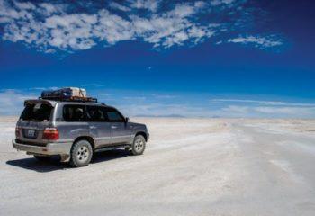 Bolivia Jeep Tour of the Salar de Uyuni Salt Flats