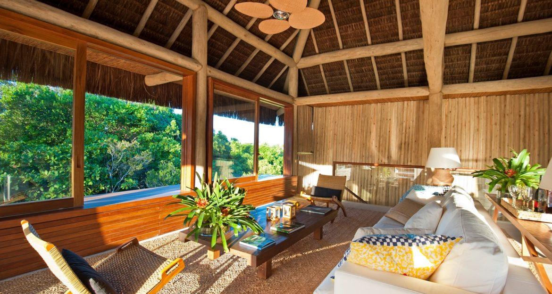 Beautiful seating area in Tivoli Eco-Resort Praia do Forte