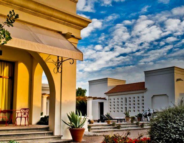 Cavas Wine Lodge in Mendoza, Argentina