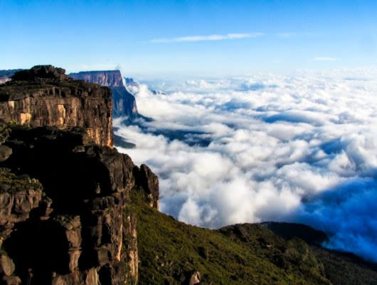 Mount Roraima Trek mountains