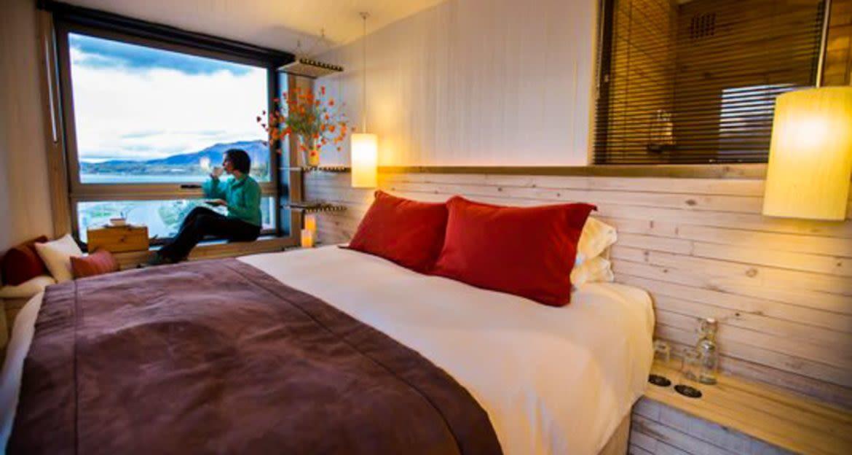 Bedroom of Noi Indigo Patagonia