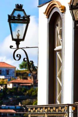 Buildings of Ouro Preto, Brazil
