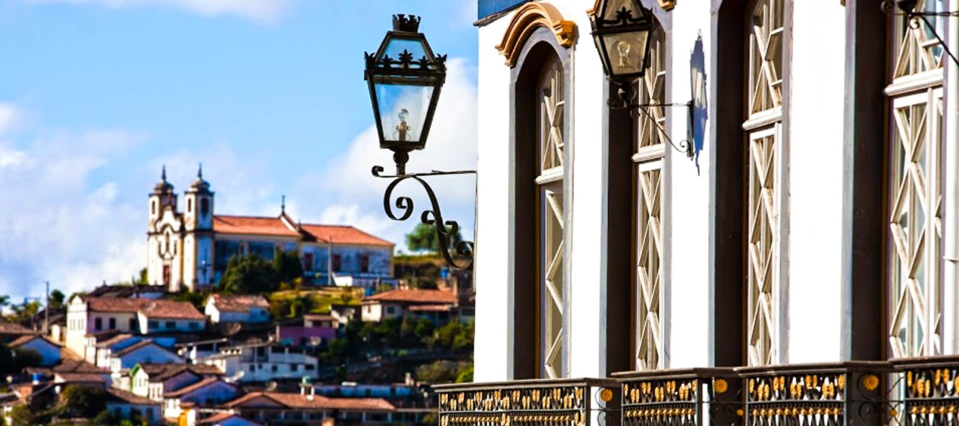 Buildings of Ouro Preto, Brazil