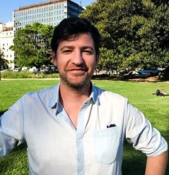 Pablo Rodofile