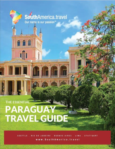 Paraguay Travel Guide cover
