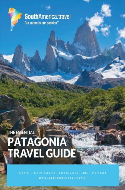Patagonia Travel Guide cover