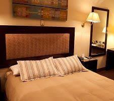 cute hotel room