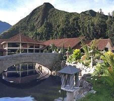 Exterior of Sacred Valley Hotel