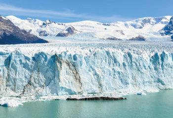 perito moreno glacier in argentine patagonia