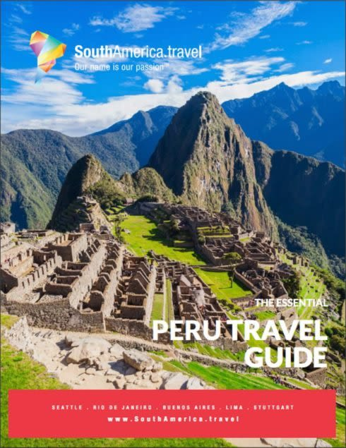 Peru Travel Guide cover