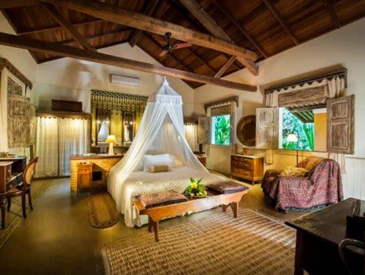 Pousada Toca de Coruja Resort room