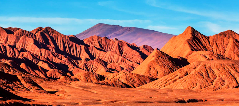salta desert slopes