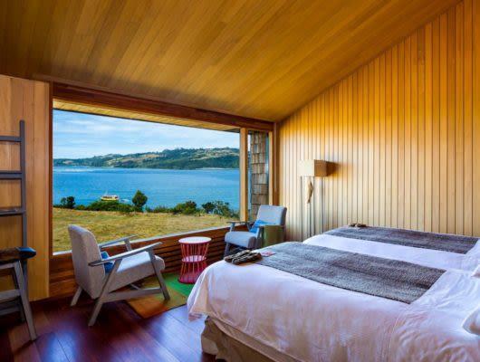 Tierra Chiloe Hotel room