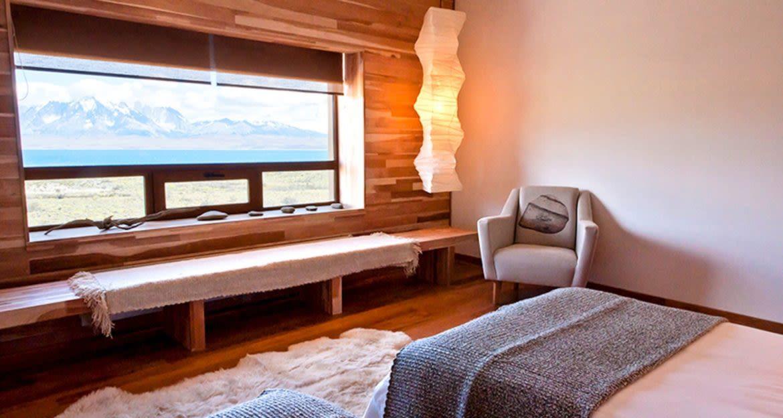 Tierra Patagonia Hotel room