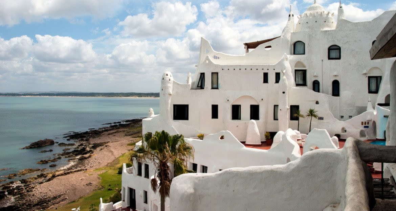 Casapueblo in Uruguay