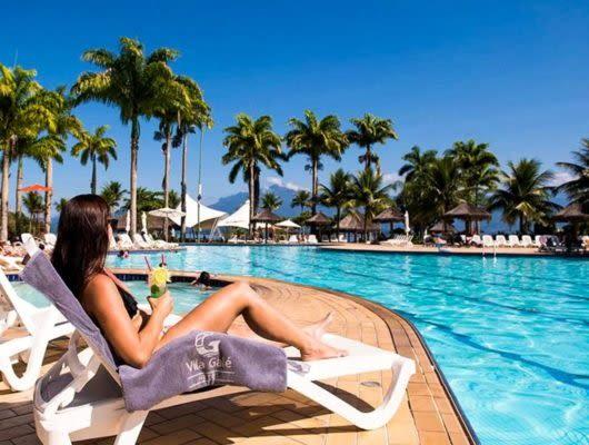 Vila Gale Angra dos Reis Brazil Beach Resort