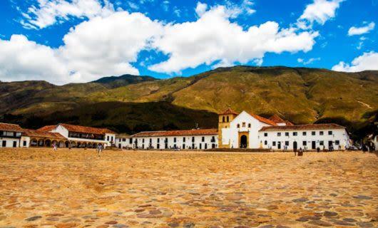 Villa de Leyva square