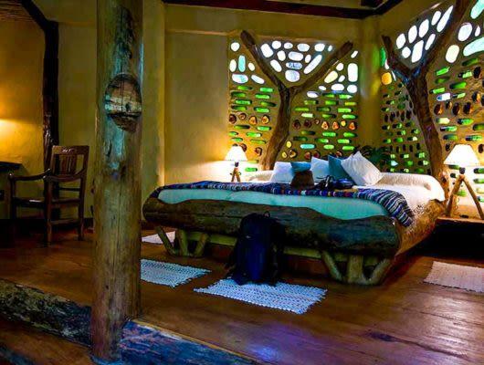 Yacutinga Lodge room