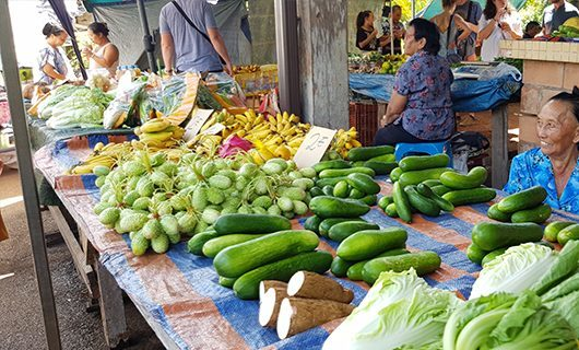 traditional-food-market-with-ripe-fruits-and-happy-lady