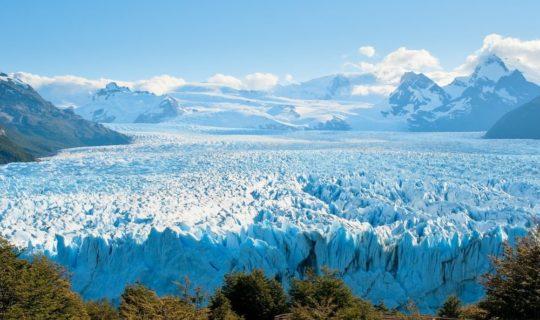 impressive-glacier-in-patagonia-near-forest