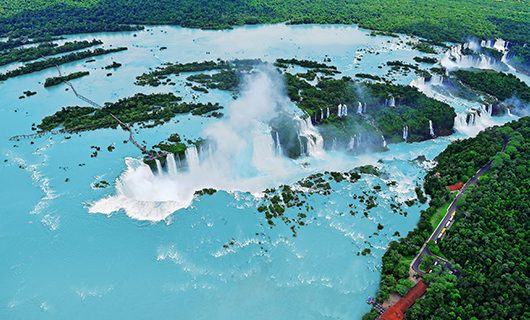 aerial-view-over-beautiful-waters-of-iguazu-falls