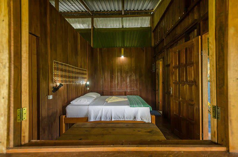 Uakari lodge rooms
