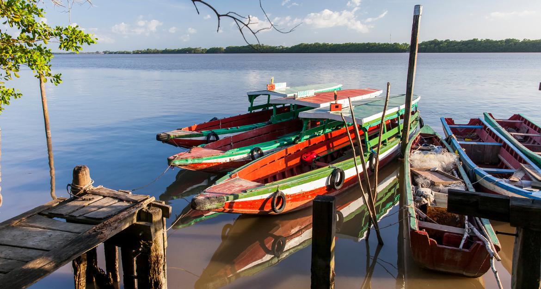 traditional-boats-docked-near-beach