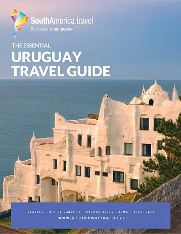 The cover of our Uruguay Travel Guide