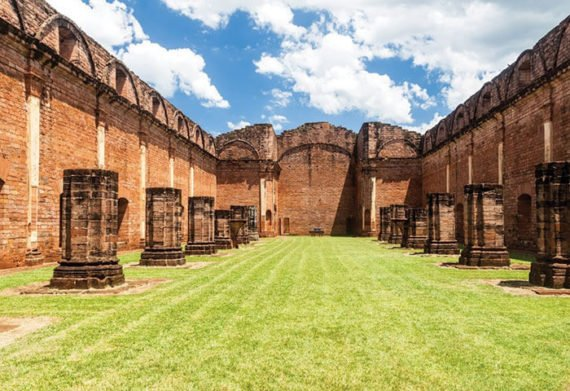 jesuit missions of Paraguay