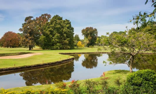 scenic golf course located around Buenos Aires
