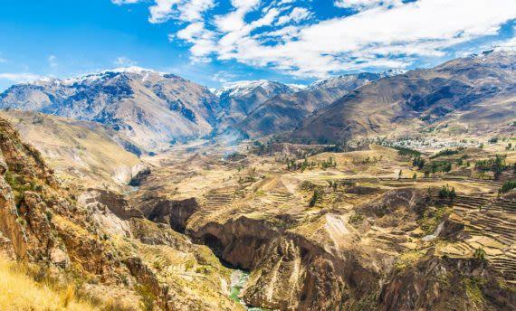 Colca Canyon and views