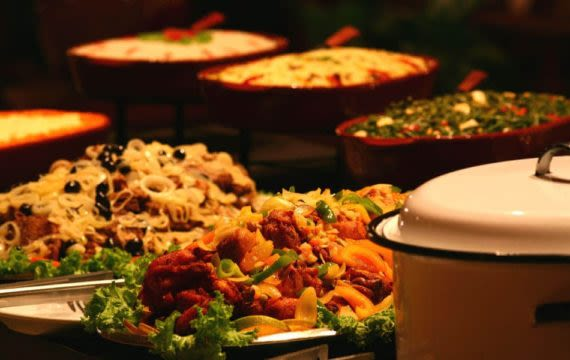 local cuisine from Guyana '