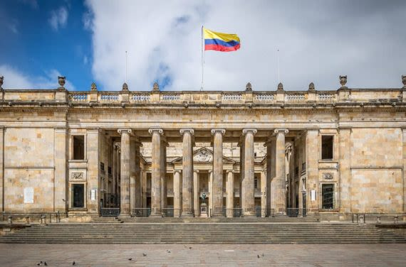 national sites in colombia