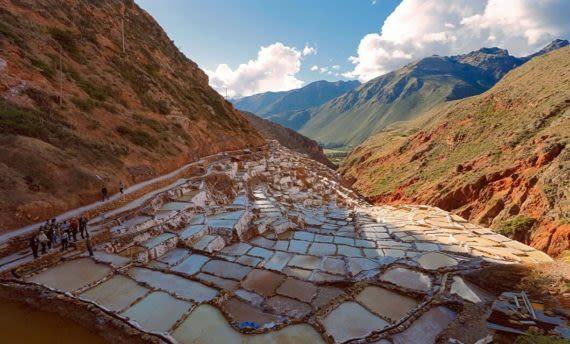 Maras old mines