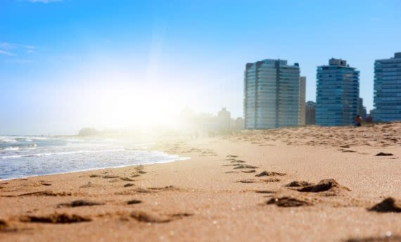 Montevideo Beach resort