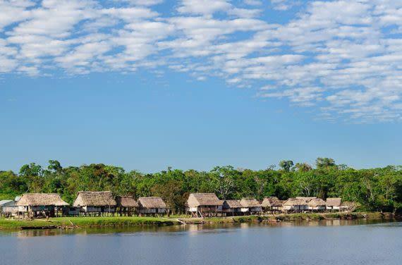Amazon River tribes