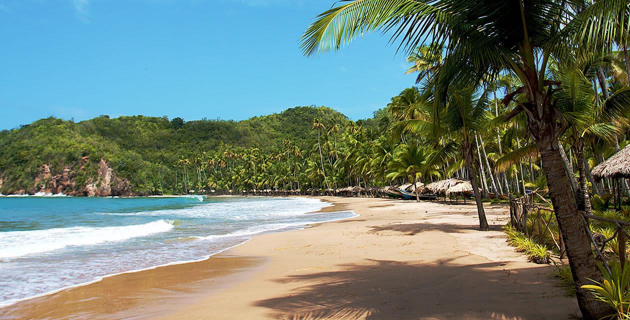 beach in venezuela