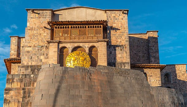 koricancha temple in cusco